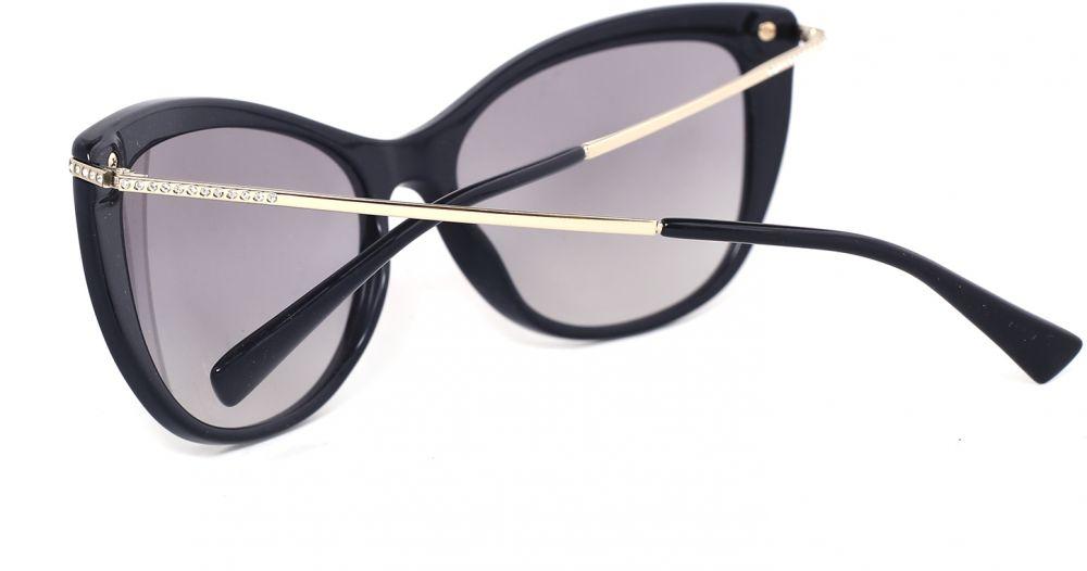 Versace 4345 GB1/11 Cat Eye Sunglasses For Women - Gray sedrak optics